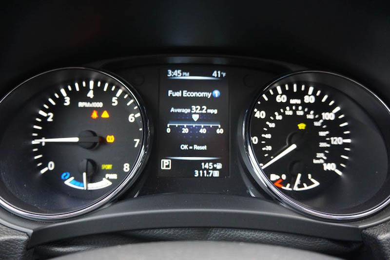 nissan-rogue-hybrid-fuel-economy
