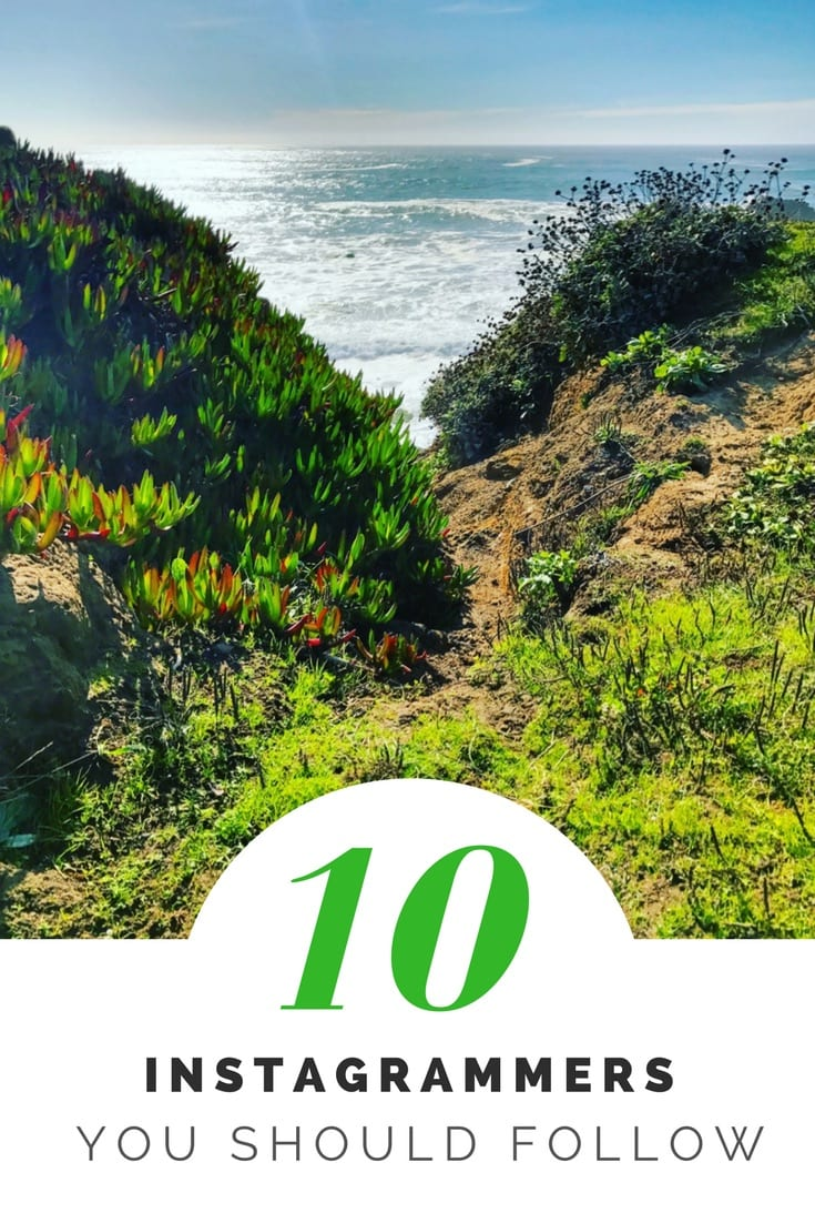 10 Instagrammers You Should Follow