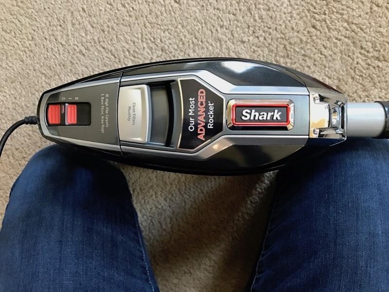 Shark Rocket System