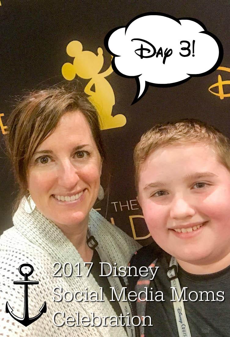 At the Golden Mickeys on the Disney Wonder