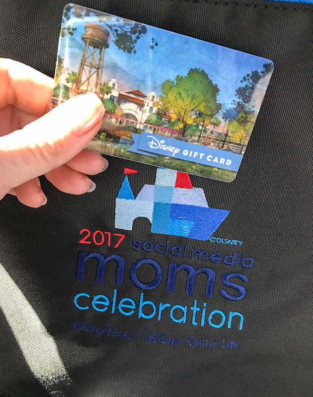 Disney Springs gift card