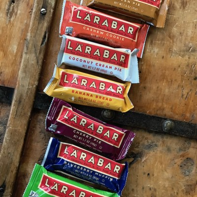 You might think this is a commercial for LARABAR