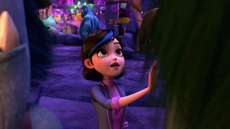 Claire in Trollhunters