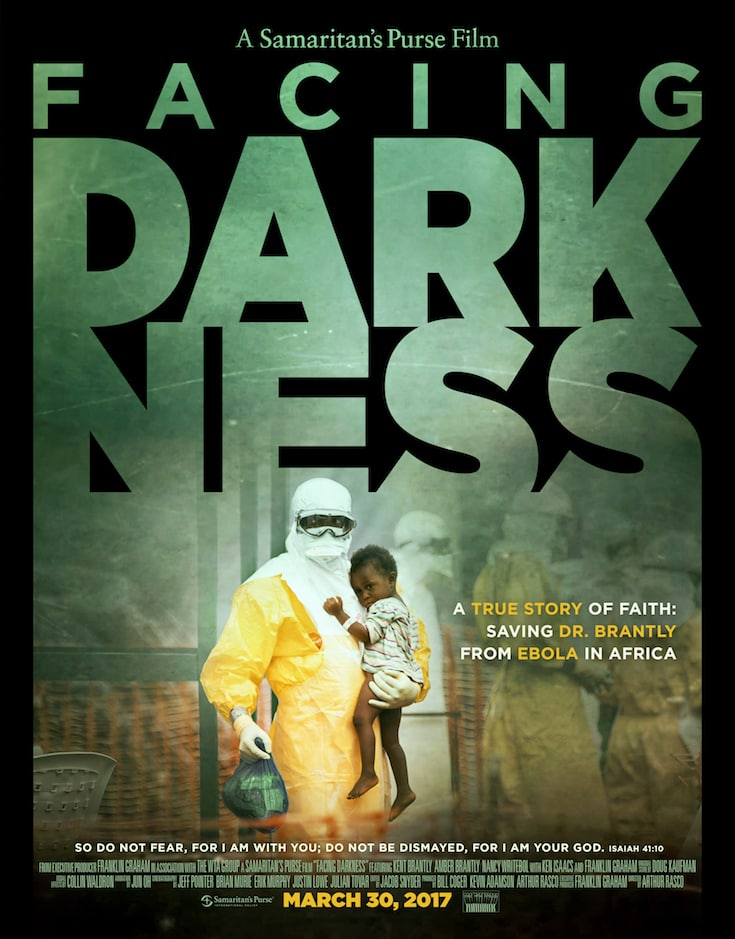 Facing Darkness Movie Poster
