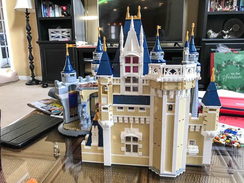 LEGO Disney Castle - Bag 12 front