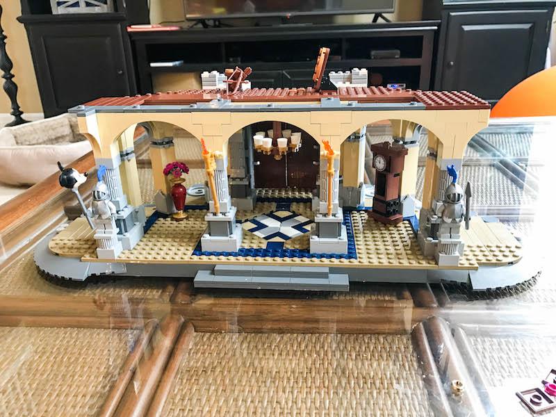 LEGO Disney Castle - Bag 4 rear