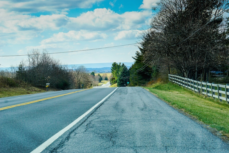 Liberty Road drive