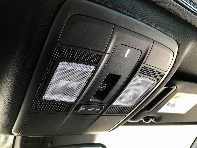 Mazda6 ambient light