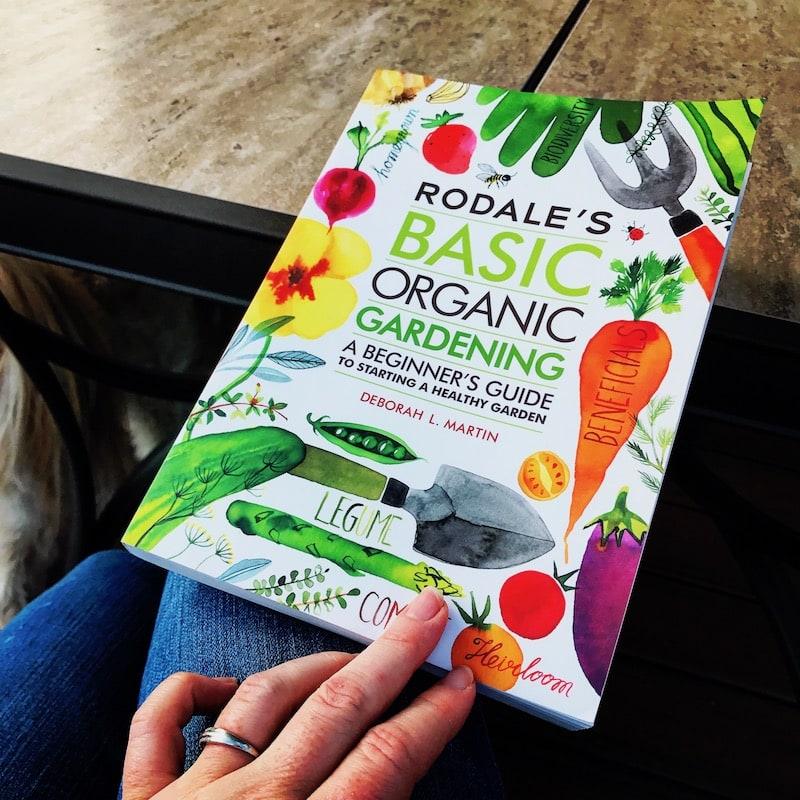 Beginner gardening book