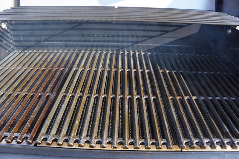 Seasoning the grill TRU-Infrared surface - Char-Broil