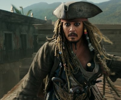 The fifth 'Pirates of the Caribbean' movie has many dead men telling tales