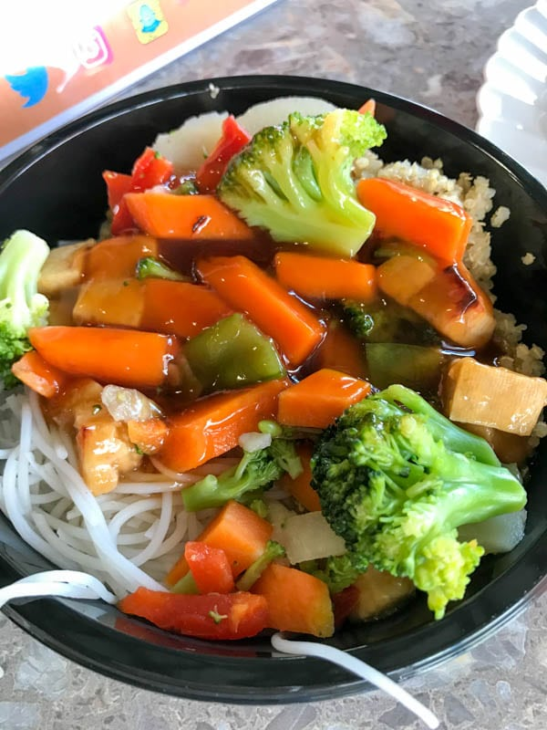 Healthy Eating at Hersheypark