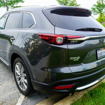 The 2017 Mazda CX-9 is almost, but not quite, the SUV I thought I wanted
