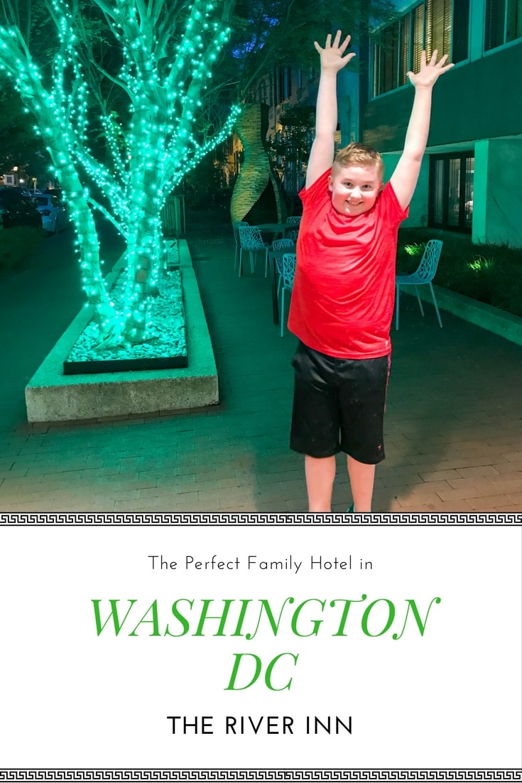The River Inn - perfect family hotel in Washington DC