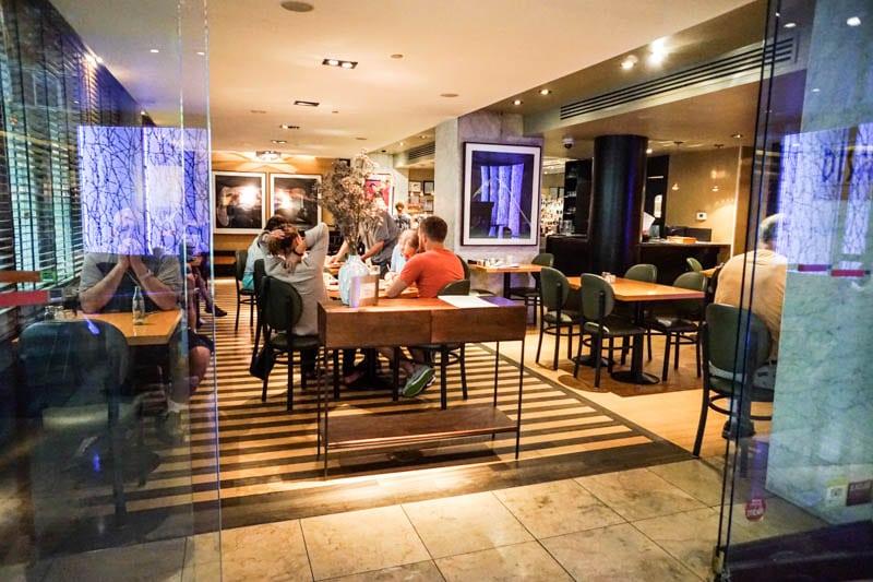 The River Inn - restaurant