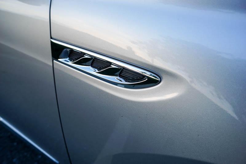 Buick LaCrosse - chrome