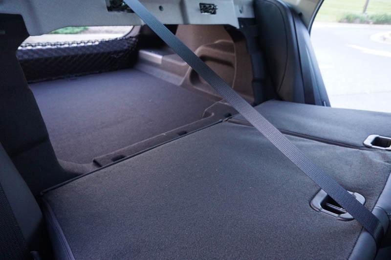 Buick LaCrosse - fold flat
