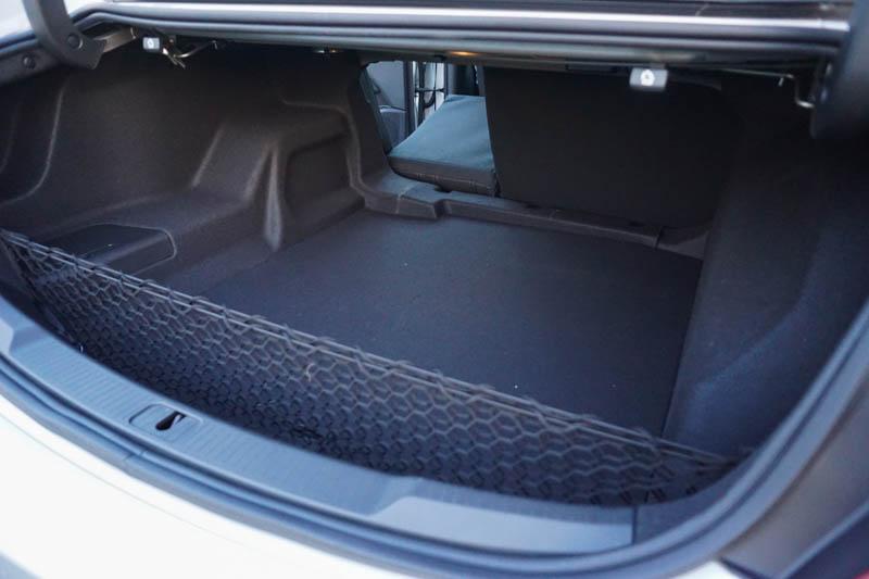 Buick LaCrosse - trunk