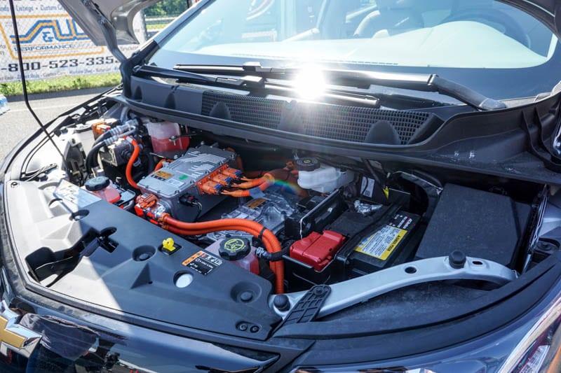 Chevy Bolt motor