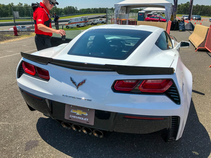 Chevy Corvette Grand Sport