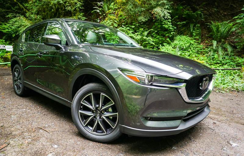 Mazda CX-5 - Heels & Wheels