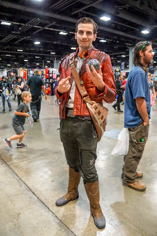 Star Lord - Awesome Con