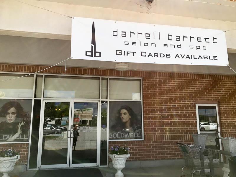 Darrell Barrett Salon and Spa