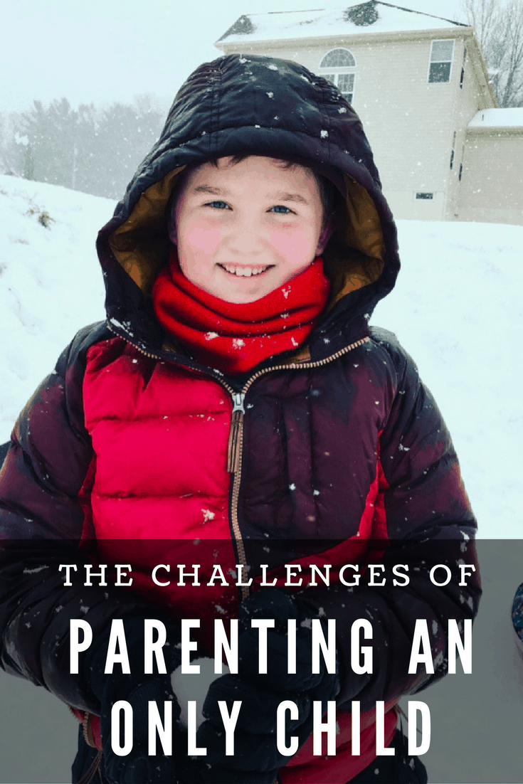 The Challenges of Parenting an Only Child