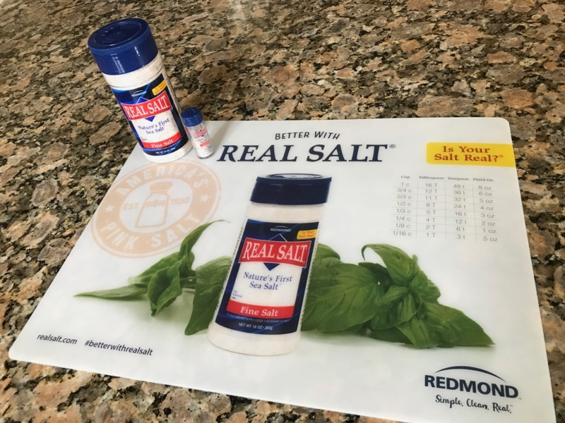 Real Salt from Redmond