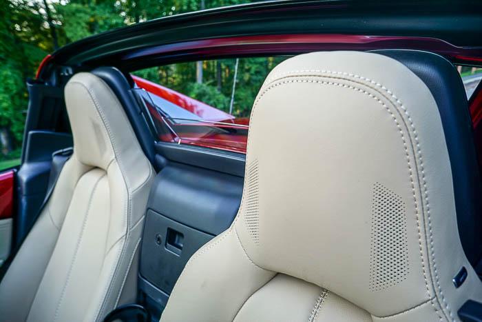 Mazda Miata MX-5 RF speakers