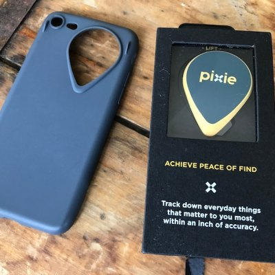 Always Losing Your Keys and Phone? Pixie Location Tracker Can Help!