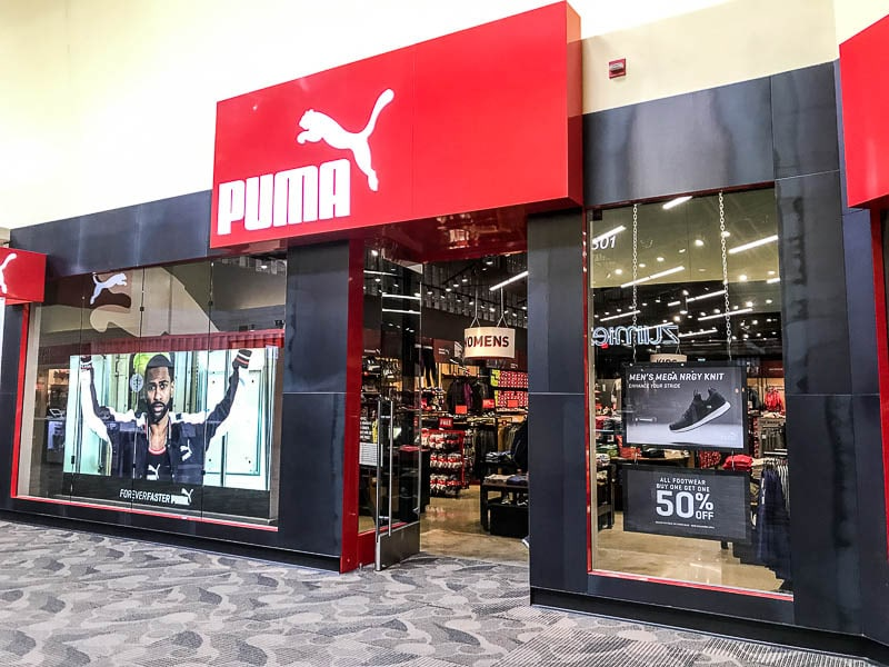 Puma at Arundel Mills