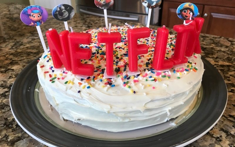 Birthday Videos We'd Like to See on Netflix