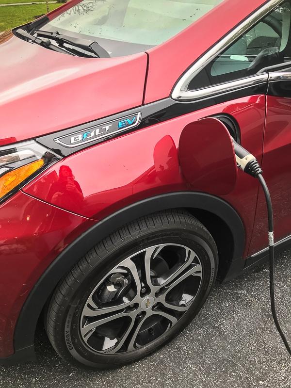 Chevy Bolt - plug