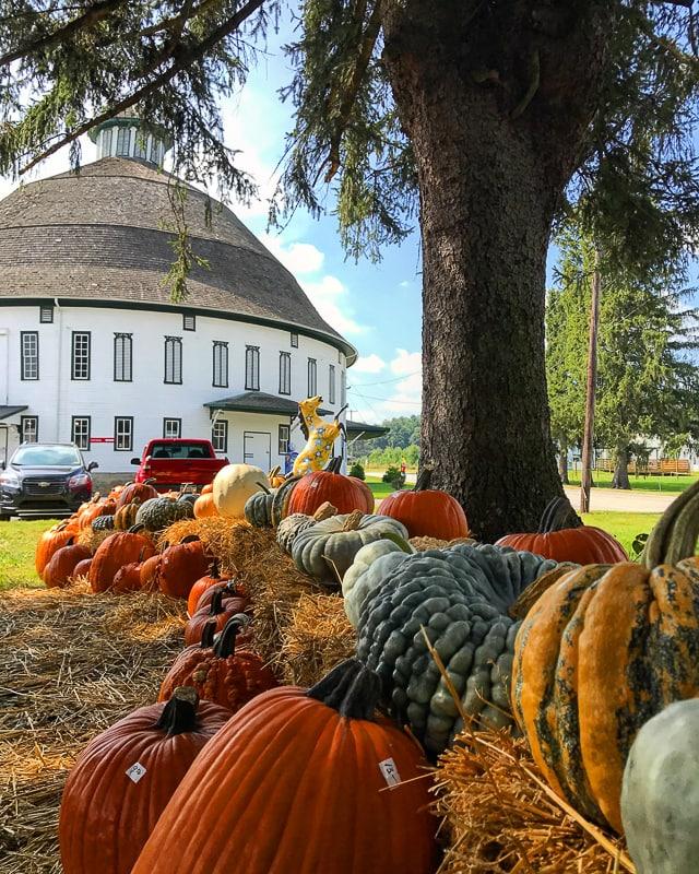 Historic Round Barn