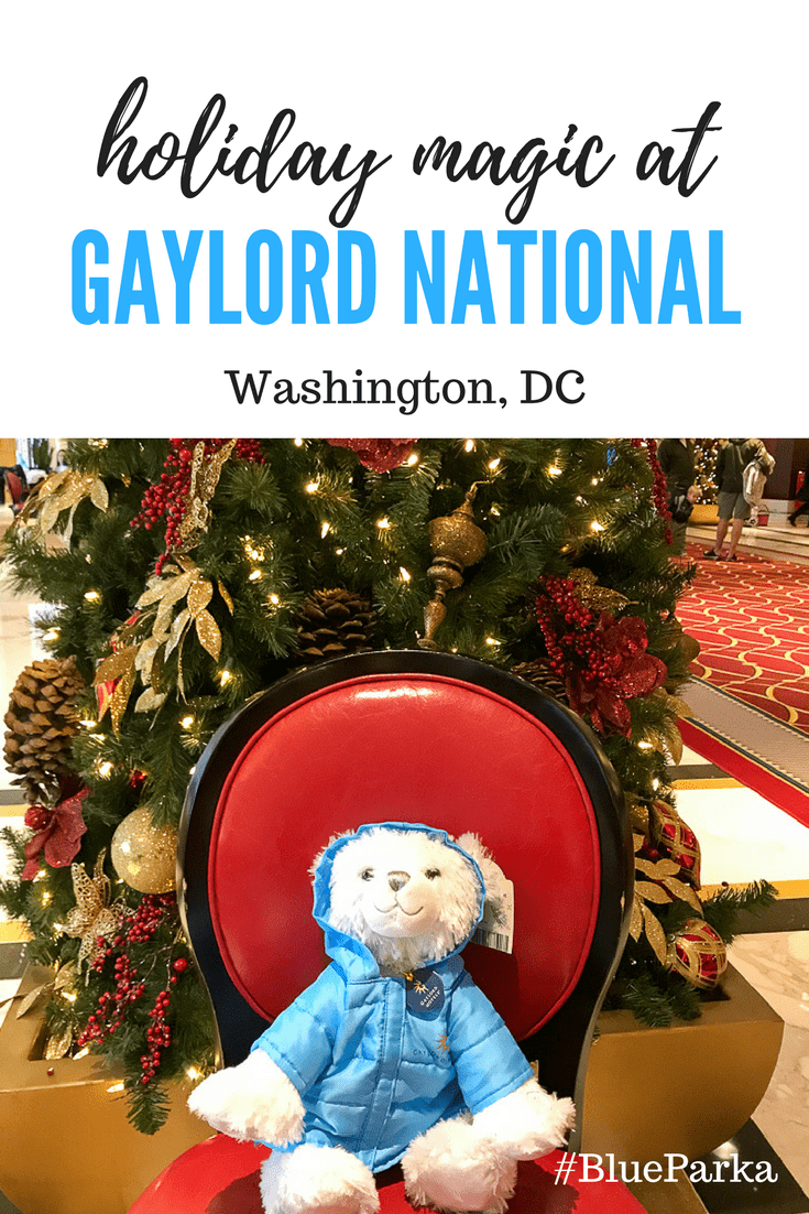Christmas at the Gaylord National