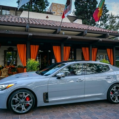 Kia Stinger: Marketing That New American Icon