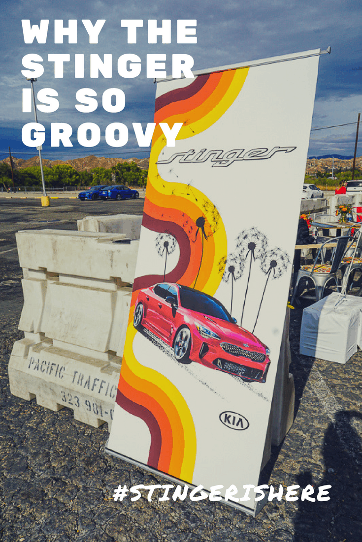 Why the Kia Stinger is so Groovy
