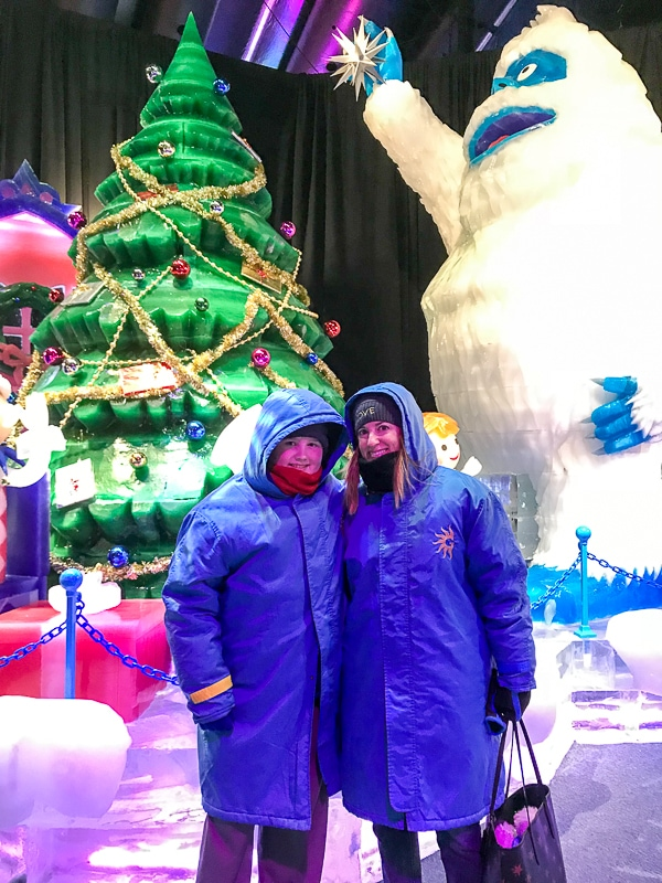 Gaylord National - ICE!