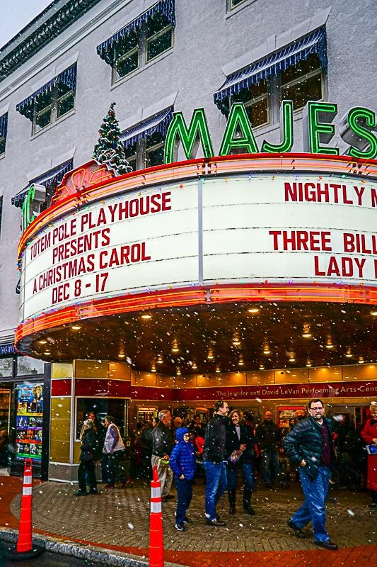 Majestic Theater - A Christmas Carol