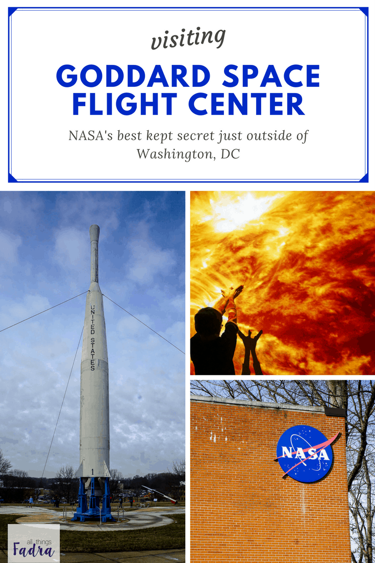 The OTHER Space Center in the middle of Maryland • All ...