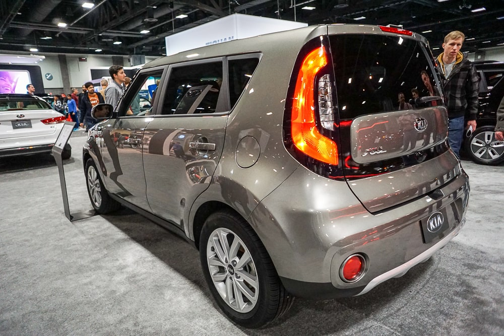 Kia Soul - Washington Auto Show
