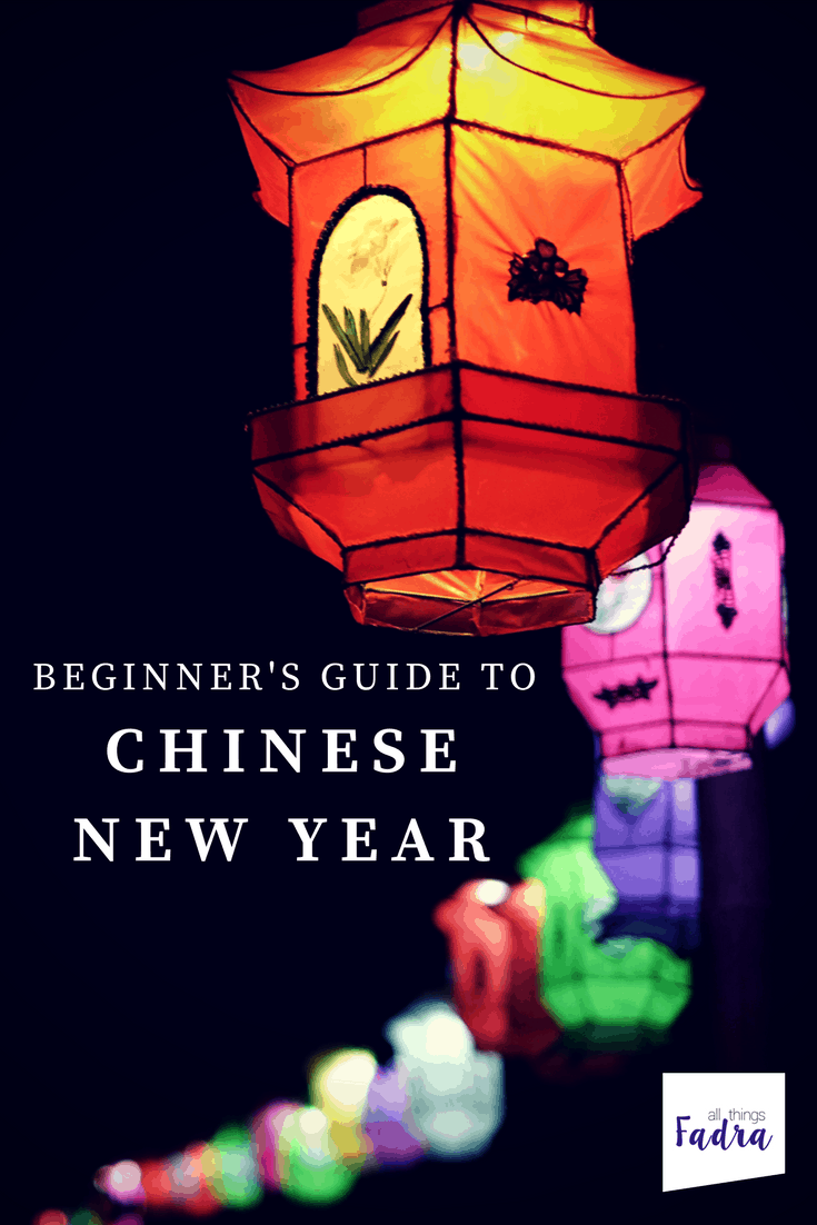 Chinese New Year guide