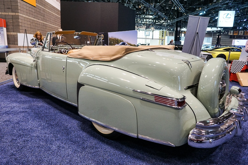 Klairmont Kollections - 1948 Lincoln Continental