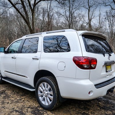Where the 2018 Toyota Sequoia Can Take You (and Your Whole Family!)