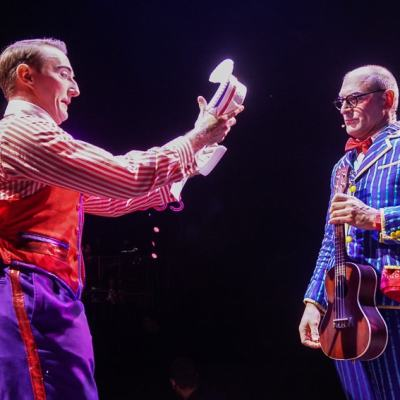 Big Apple Circus Makes It Okay to Love the Circus Again