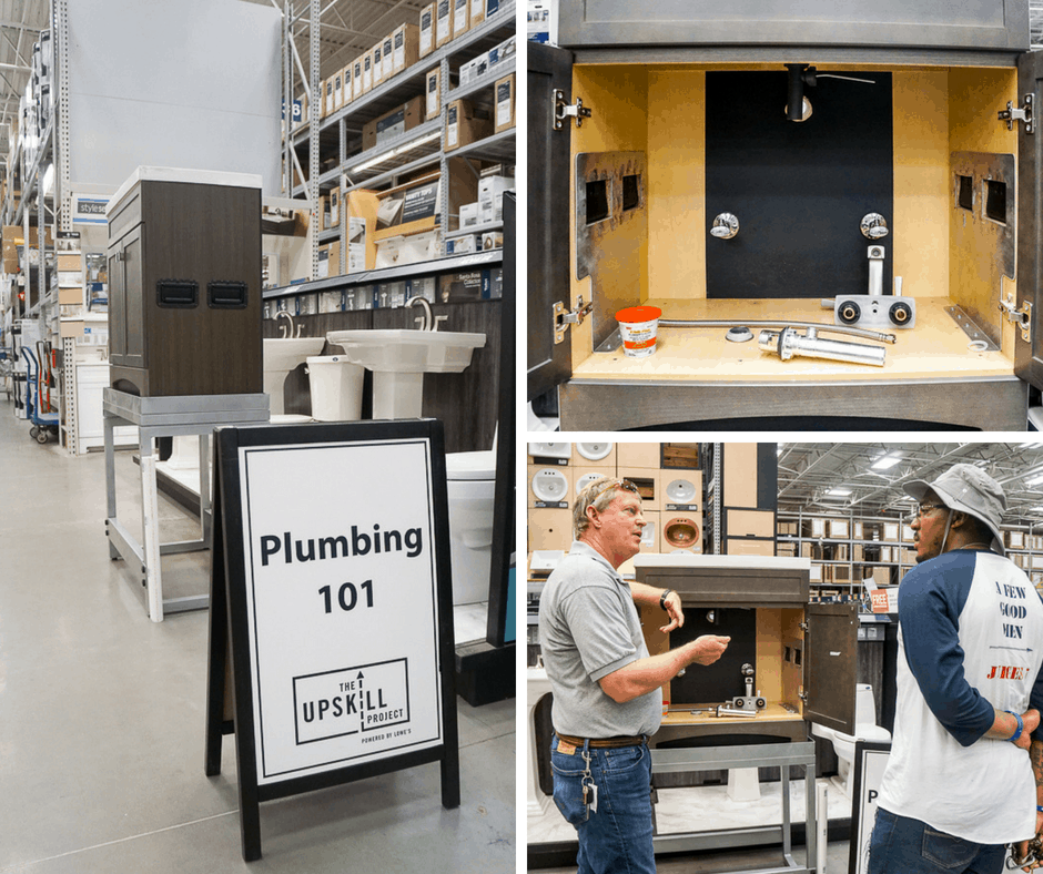 Plumbing 101 with The UpSkill Project