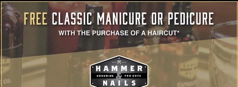 BOGO - Hammer & Nails Salon
