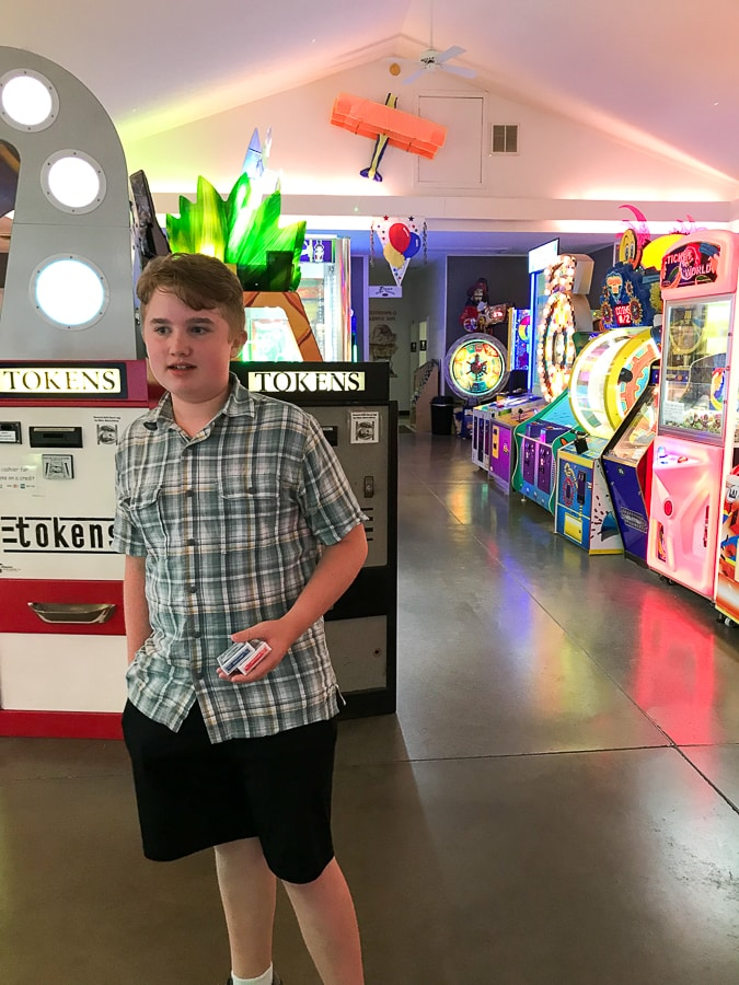 Arcade at Funland
