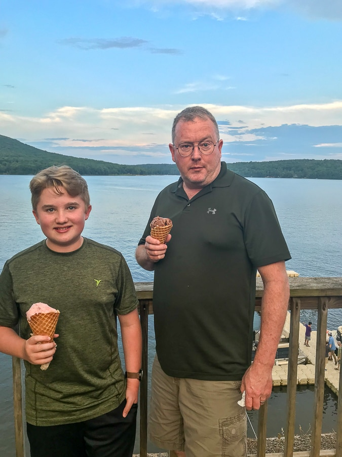 Lakeside Creamery at Deep Creek Lake